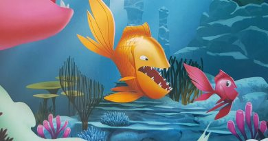 Test – Little Big Fish