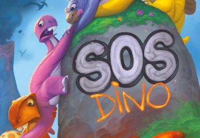 SOS Dino – Le premier jeu Loki !
