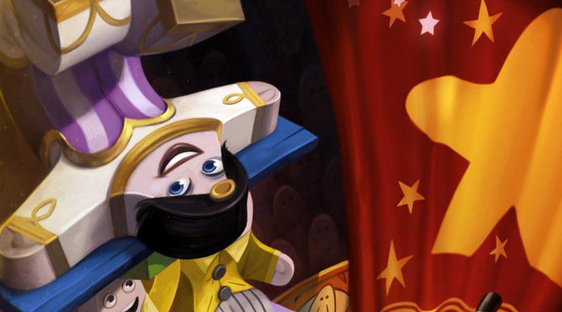 Test – Meeple Circus (mais qu'est ce que c'est que ce cirque?!?)