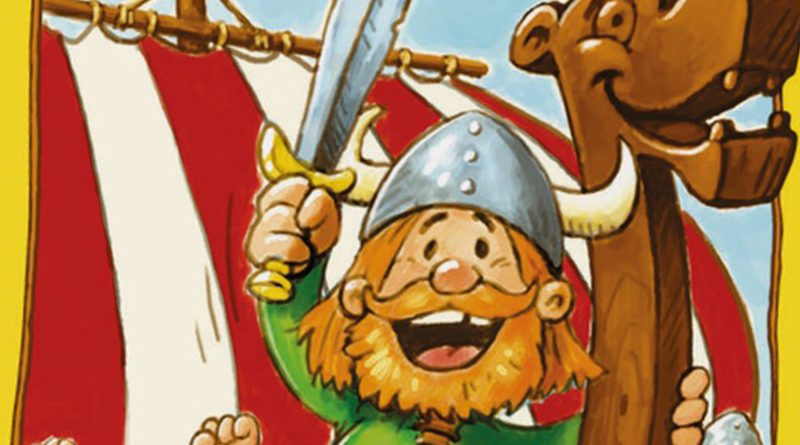 Test – Redoutables Vikings (Paris Drakkars)