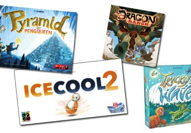 Ice cool 2, Flying Kiwis… le planning d'Atalia !