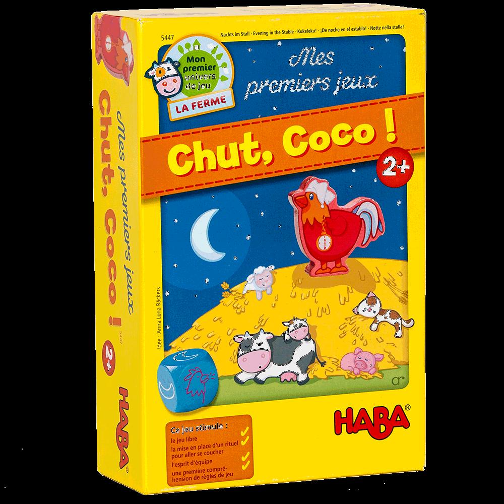 Test - Chut Coco ! (Attention au cocorico) – Plateau Marmots