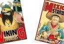 Vagabund : deux jeux de cartes sévèrement burnés