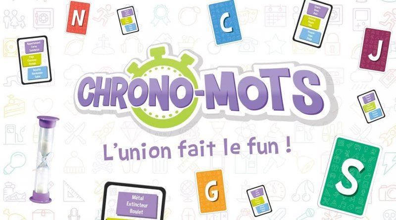 Test – Chrono-Mots