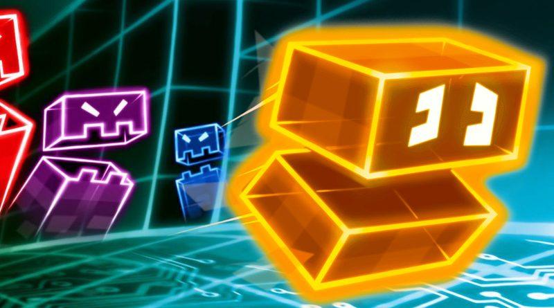 Test – Pixoid (Un jeu 8Bit Box)