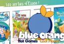 Blue Orange sort ses nouveautés pour Essen