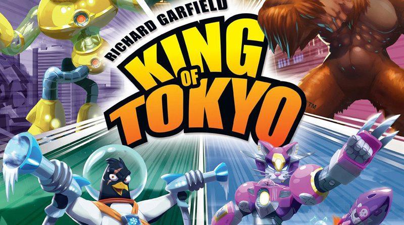 Test – King of Tokyo