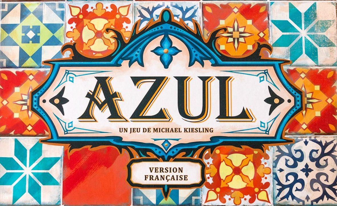 AZUL Les Vitraux de Sintra  FR plan B Games