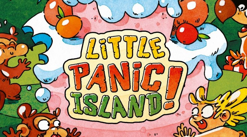 Test – Little Panic Island