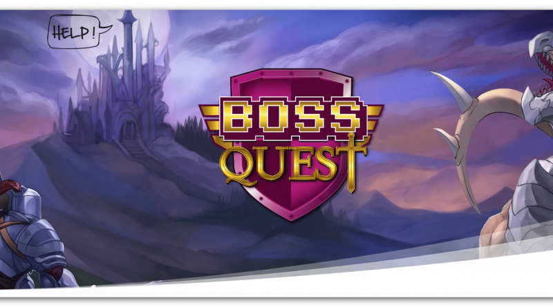 Test – Boss Quest