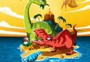 Test – Dino Twist