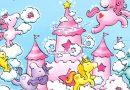 Test – Licornes dans les nuages – Nuages magiques