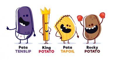 Test – Because Potatoes