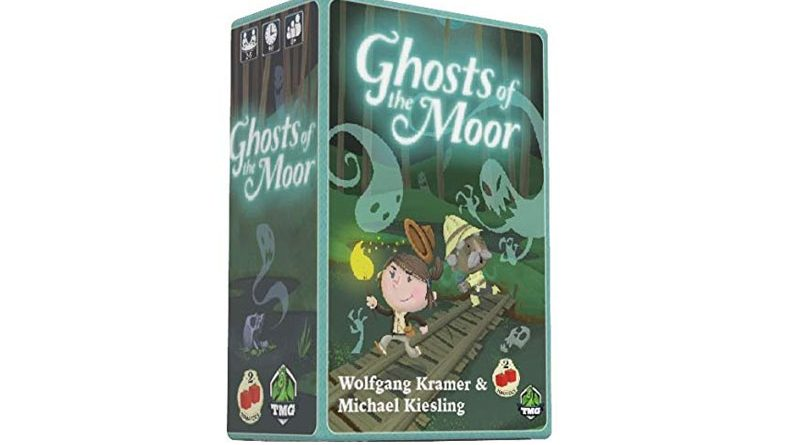Test – Ghosts of the Moor