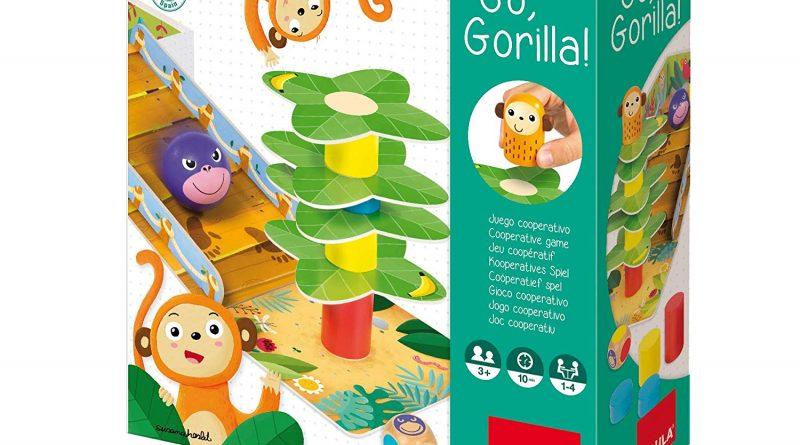Test – Go, Gorilla !