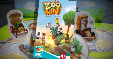 Test – Zoo Run