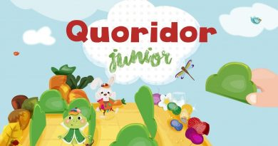 Test – Quoridor Junior