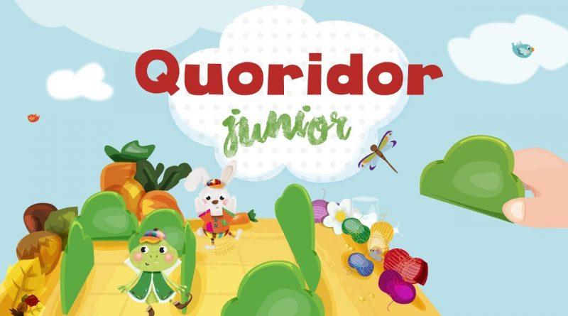 Test – Quoridor Junior