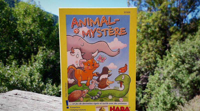 Test – Animal mystère