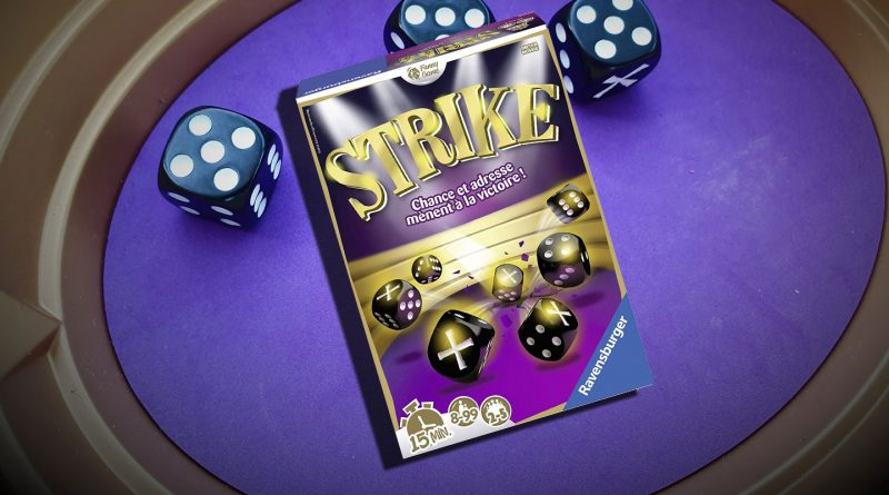 Test – Strike
