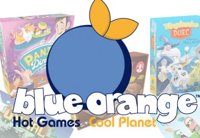Un petit tour chez Blue Orange…