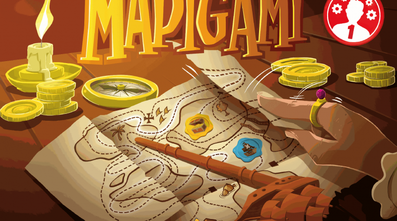 Test – Mapigami