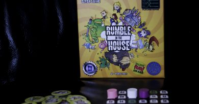 Test – Rumble in the House et Rumble in the Dungeon