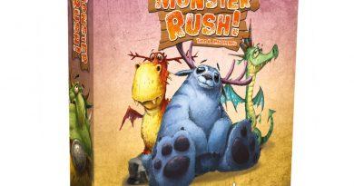 Test- Monster Rush !