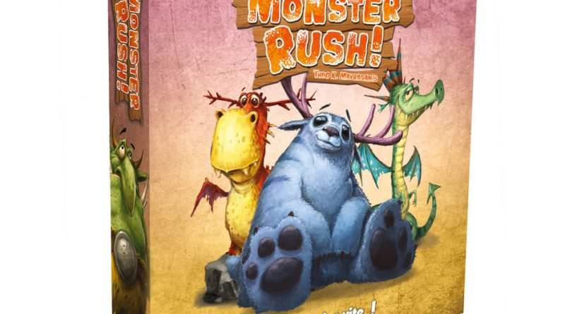 Test- Monster Rush !
