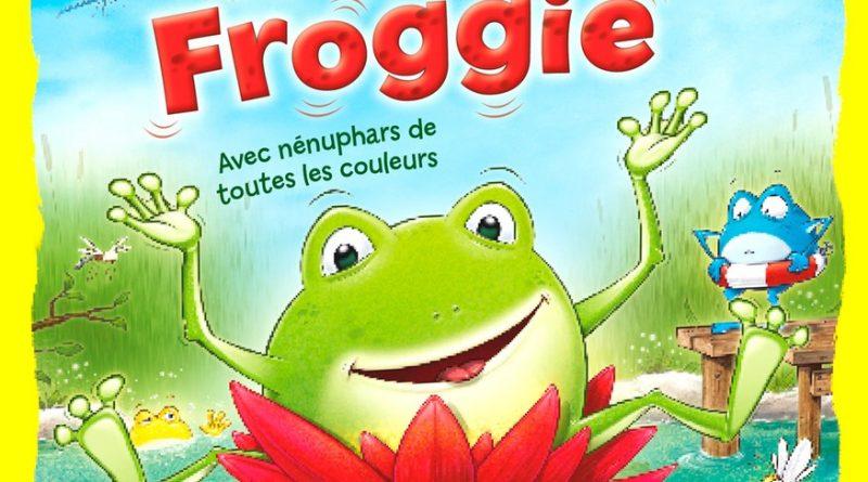 Test – Froggie