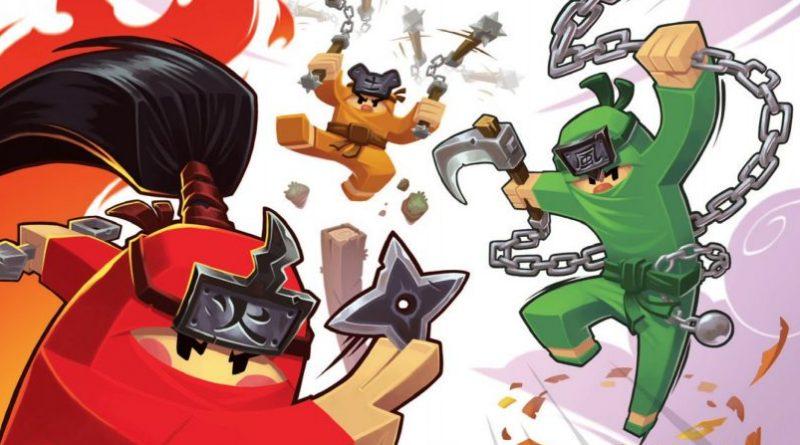 Test – Ninja Academy