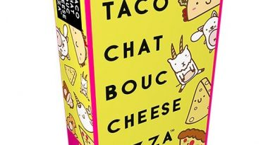Test – Taco Chat Bouc Cheese Pizza