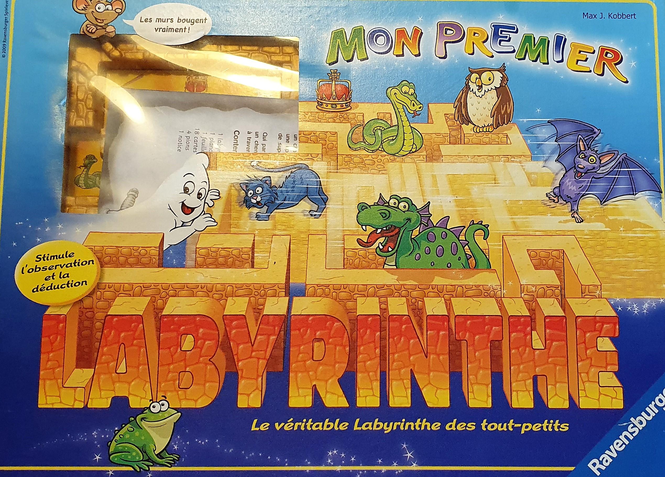 Ravensburger Mon Premier Labyrinthe