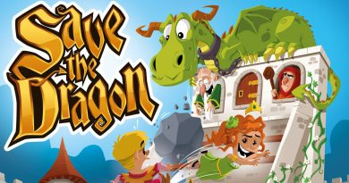 Test – Save The Dragon