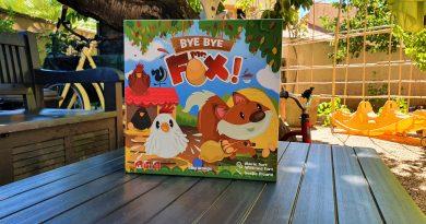 Test – Bye Bye Mr Fox !