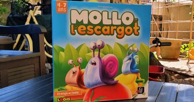 Test – Mollo l'escargot