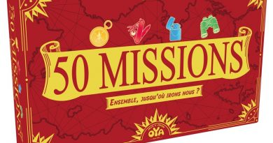 Test – 50 missions