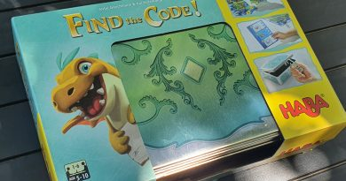 Test – Find The Code