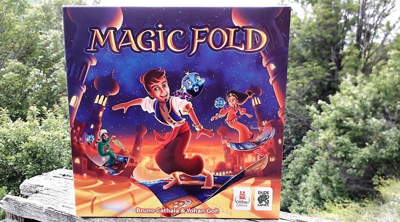 Test – Magic Fold