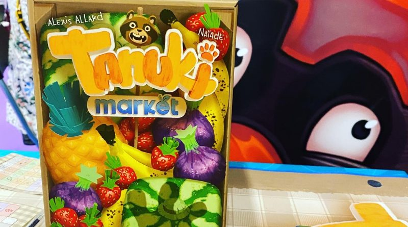 Test – Tanuki Market