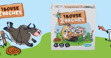 Test – 1 bouse 2 vaches
