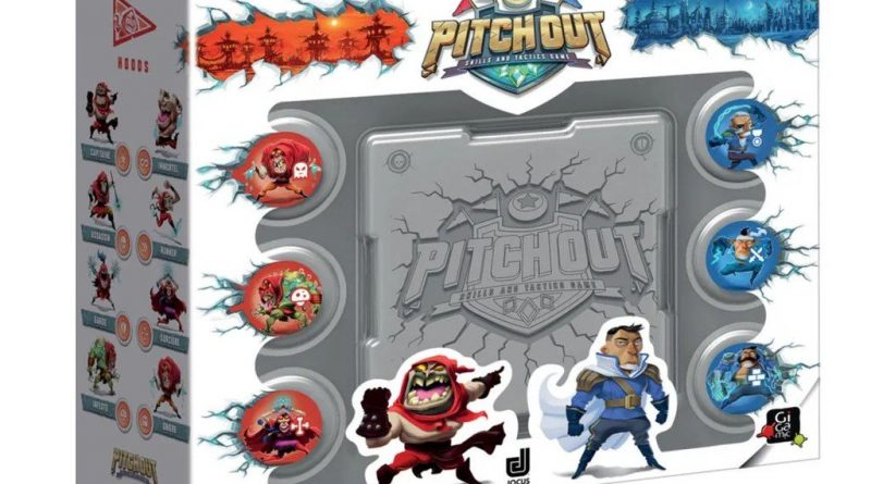 Test – Pitch Out