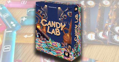 Test – Candy Lab