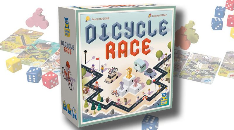 Test – Dicycle Race