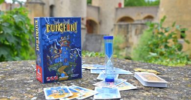 Test – Knock, Knock! Dungeon!