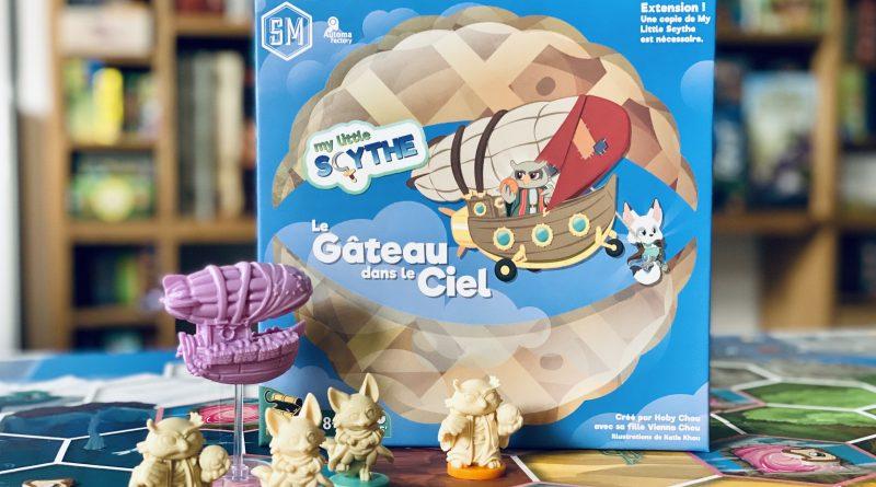 Test – My Little Scythe – Le Gâteau dans le ciel