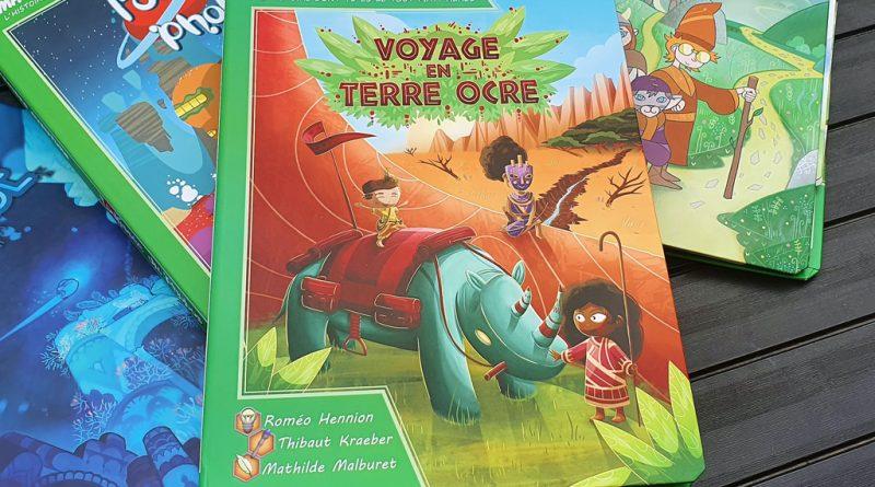 Test – Voyage en Terre Ocre
