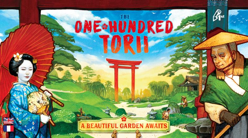 Test – The One Hundred Torii
