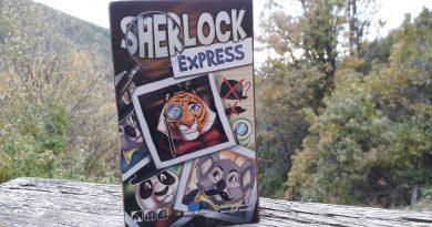 Test – Sherlock Express