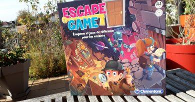 Test – Escape Game (Clementoni)
